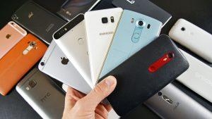 Самые популярные смартфоны 2016 года
