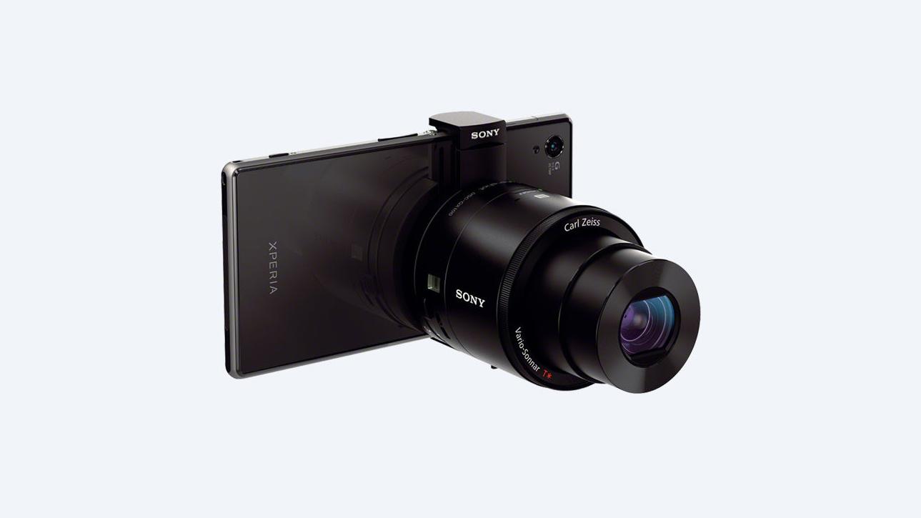 Дополнительная камера для смартфона