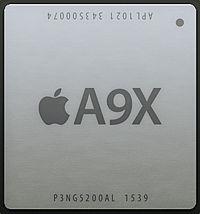 Apple A9X APL1021