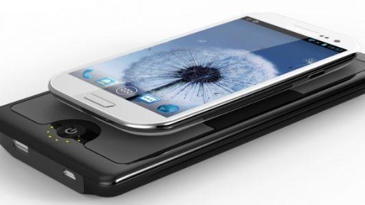 Беспроводная зарядка для смартфона
