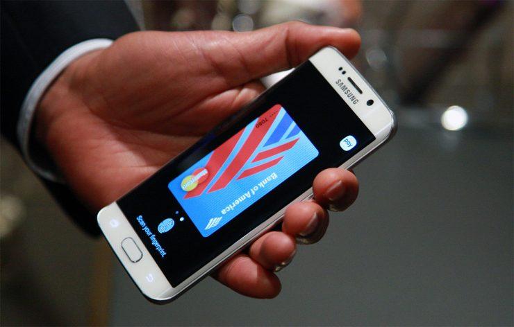 Samsung pay схема работы