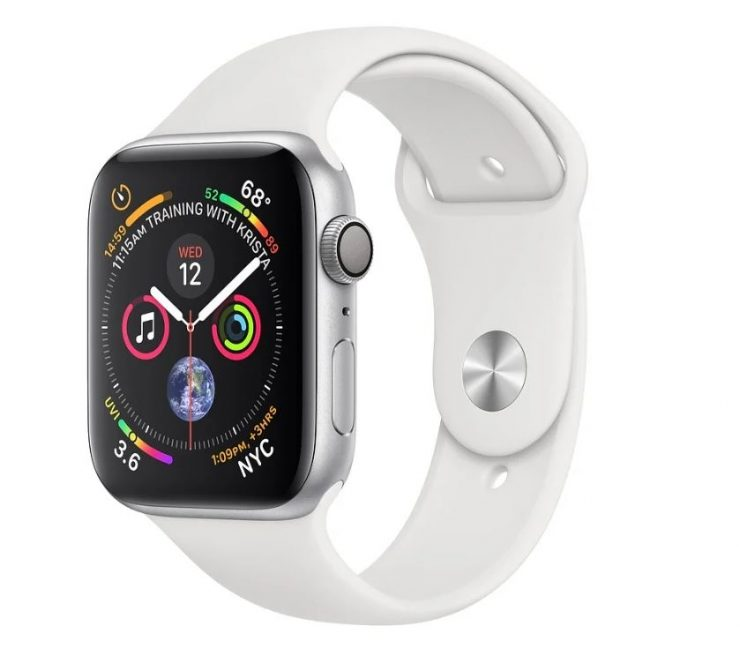 Apple Watch Series 4 (40 мм)