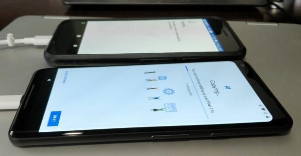 Pixel XL vs. Pixel 2 XL
