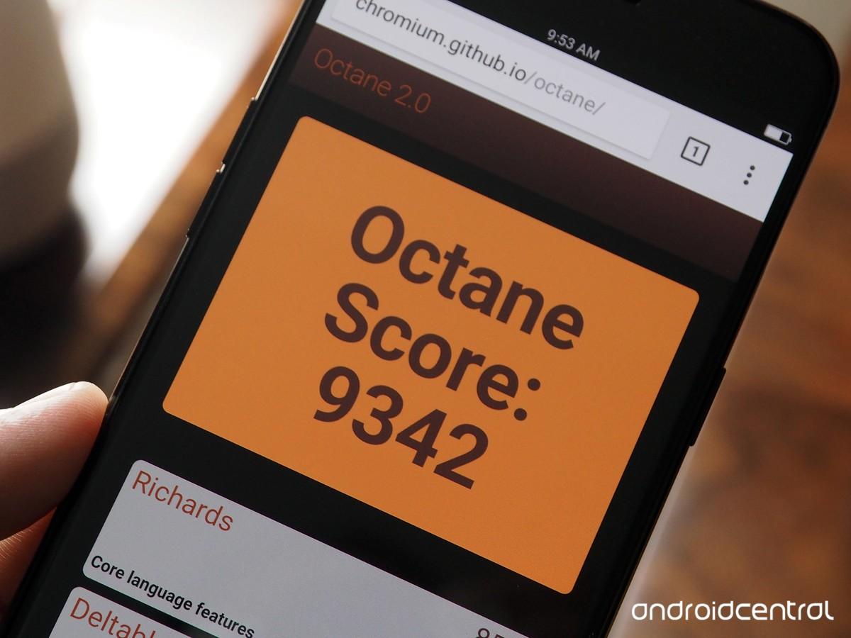Snapdragon 660 Google Octane 2.0