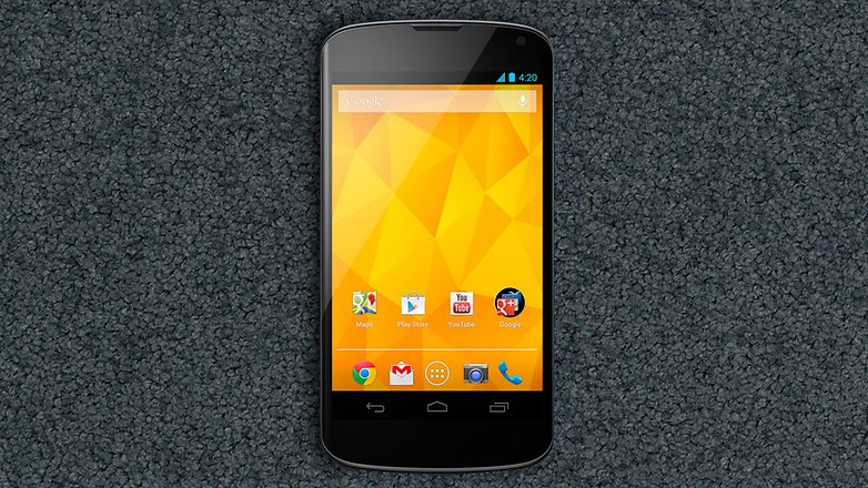 nexus 4 old article