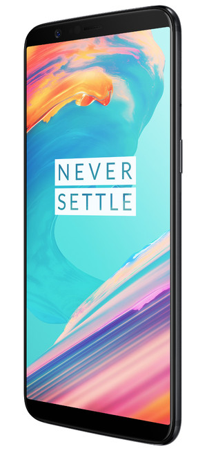 "OnePlus 5T goes official: 6"" bezel-less design, better low-light camera, great price"