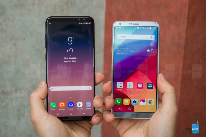 Premature launch: the Galaxy S9 and LG G7 might come out in January