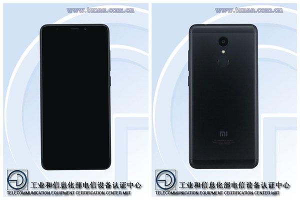 Redmi 5 MDT1 Black