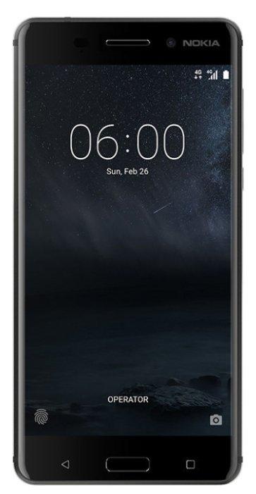 смартфон Nokia 6 64GB