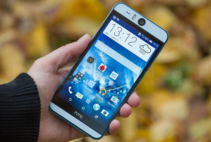 HTC U11 EYEs (Harmony) seemingly coming soon as a new, large mid-range phone