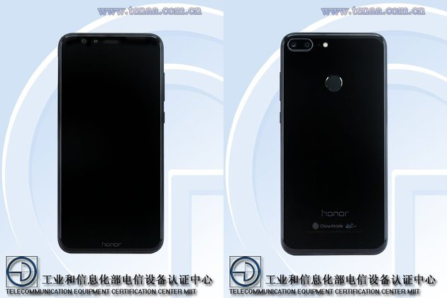 Honor 9 Lite China Mobile TENAA