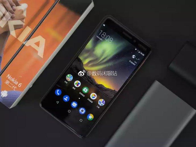 Nokia 6 (2018) Photo