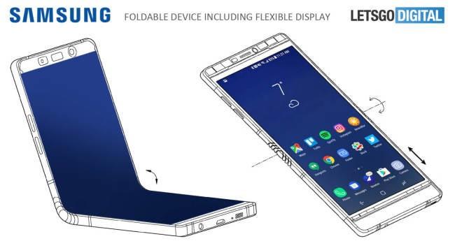 Galaxy X render concept