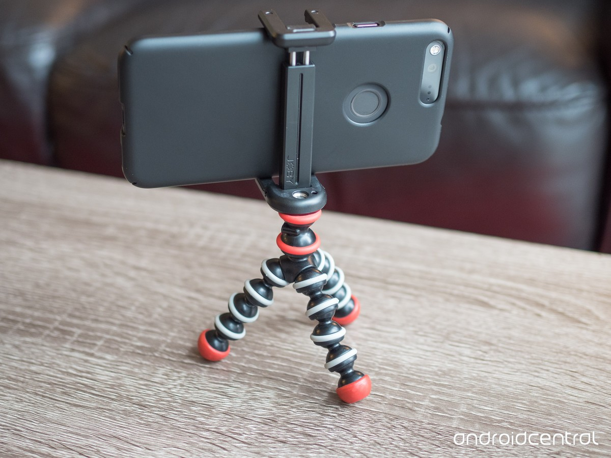 Joby smartphone tripod
