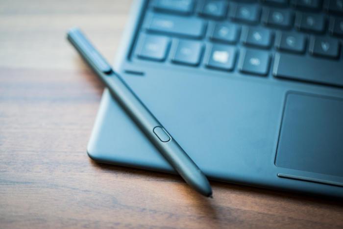 Samsung Galaxy Book S-Pen