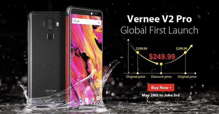 Vernee V2 Pro