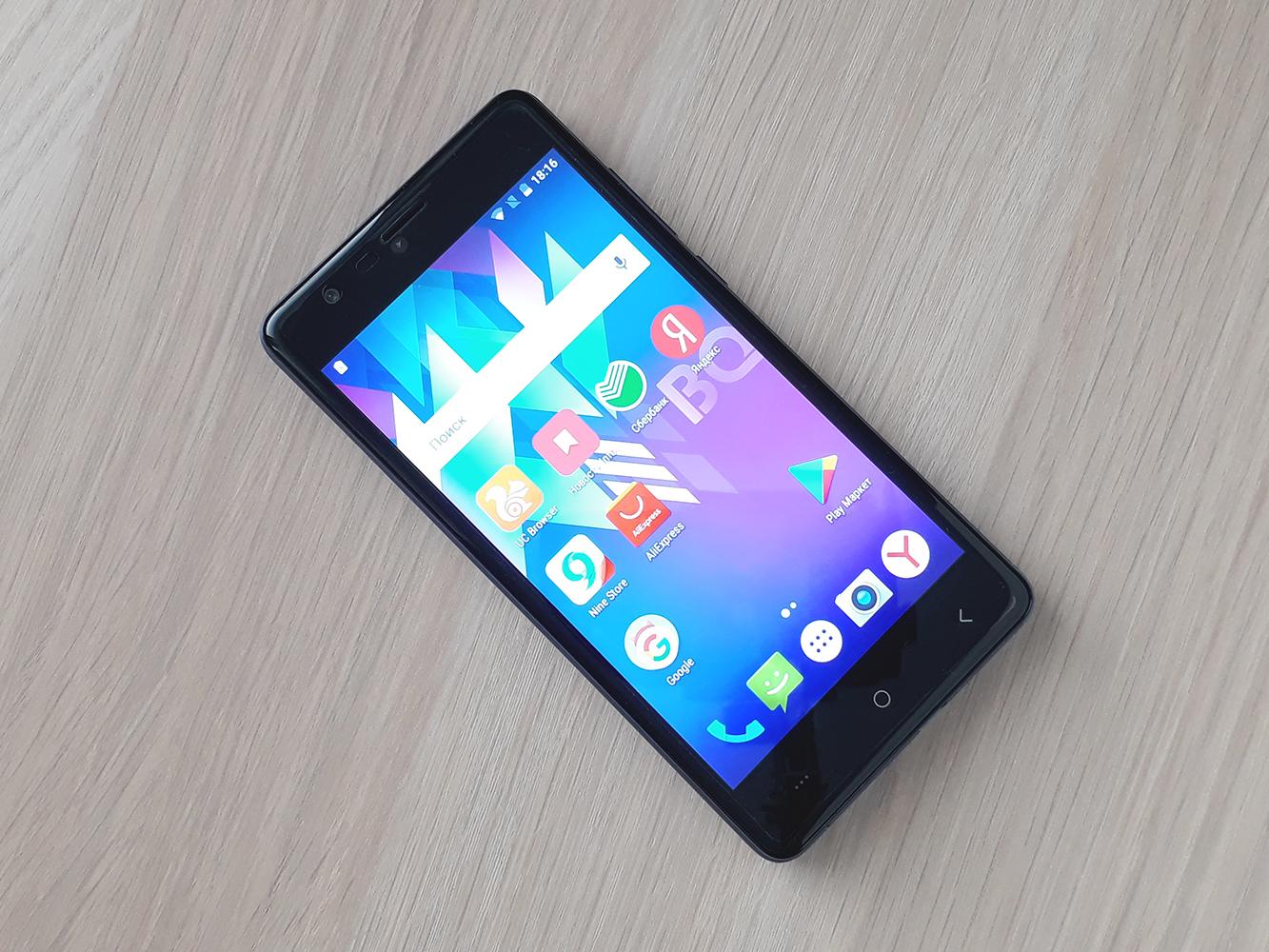746fdfcde6080 Такая простая дизайнерская «фишка» позволяет смартфону выглядеть самобытно  и дороже, чем он есть на самом деле. Сборка отличная – никаких щелей нет и  «в ...