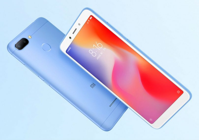 Xiaomi-Redmi 6