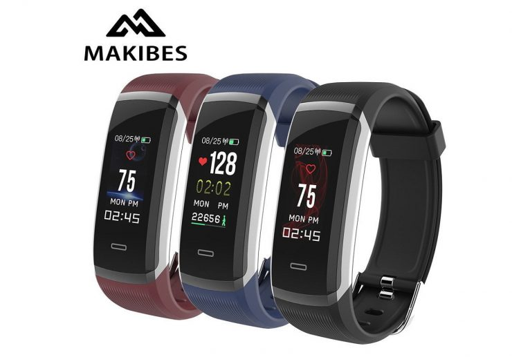 Makibes HR3 Smart Bracelet