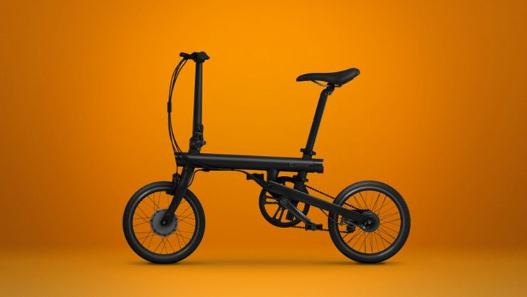 Xiaomi Mijia QICYCLE EF1