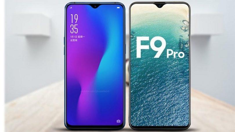 Oppo F9 F9 Pro