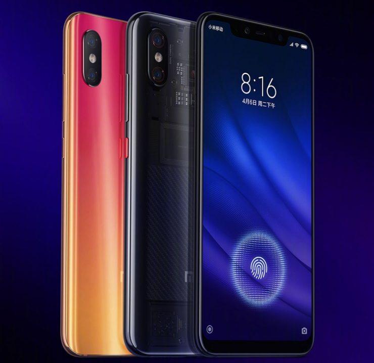 Xiaomi Mi 8 Pro (Screen Fingerprint Edition)