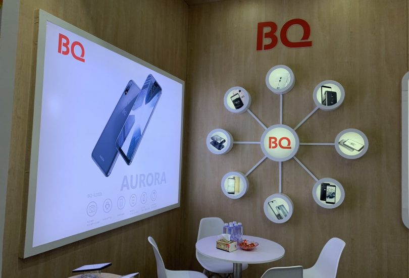 BQ Global Sources Mobile Electronics 2018