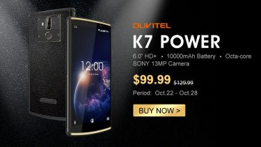 OUKITEL K7 Power
