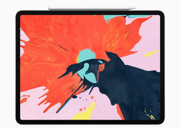 iPad Pro new 2018