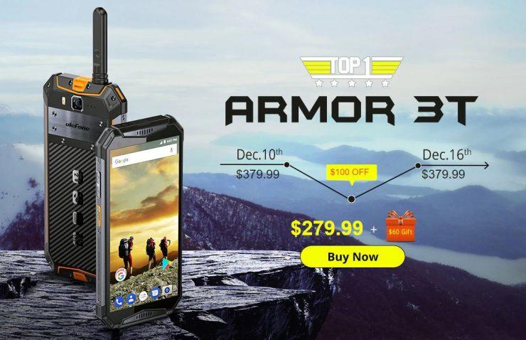 Ulefone Armor 3T gearbest
