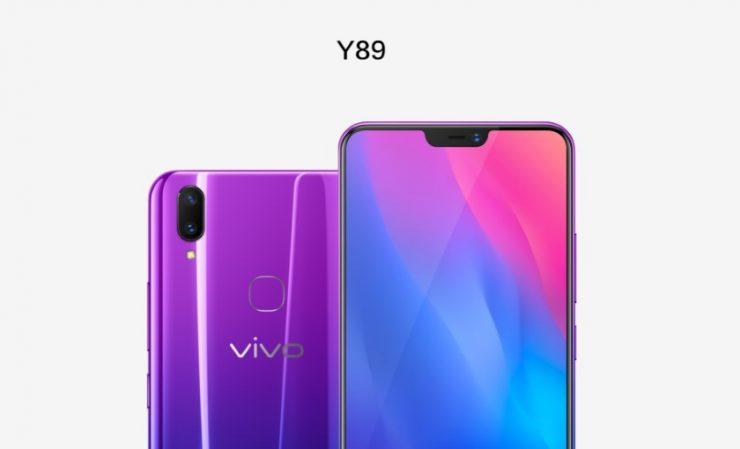 Vivo-Y89
