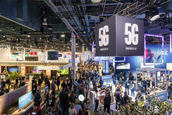 5g Networks and Phones | Tech Trends to watch for at CES 2019