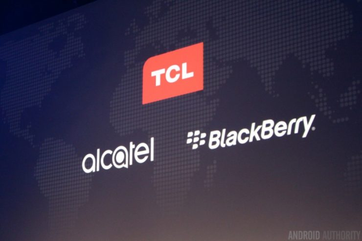 alcatel blackberry merger