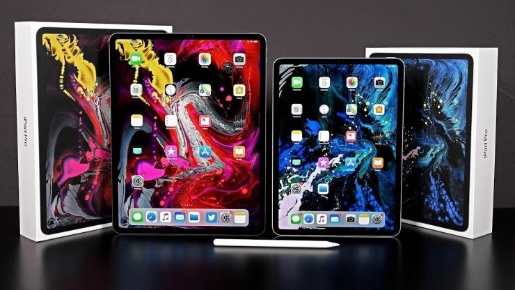 Apple iPad Pro 11 12.9