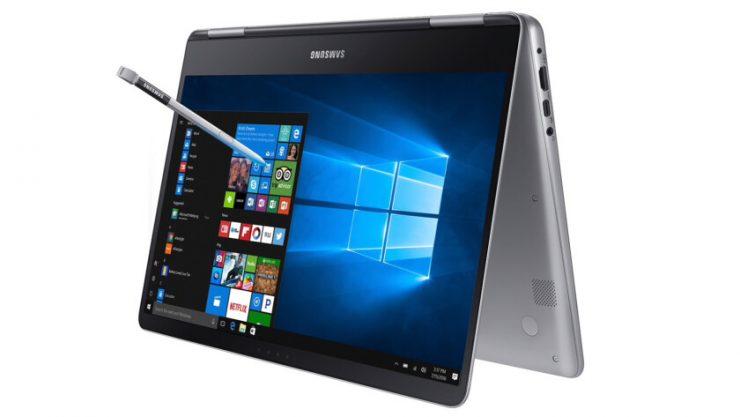 Samsung Notebook 9 Pro - the best Samsung laptops