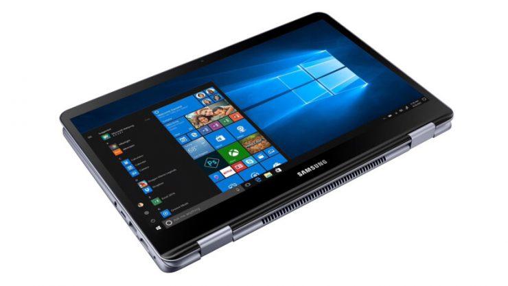 Samsung Spin 7 Notebook