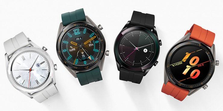 Huawei Watch GT Active-Watch GT Elegant
