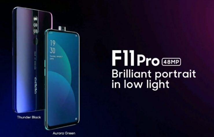 Oppo F11-F11 Pro