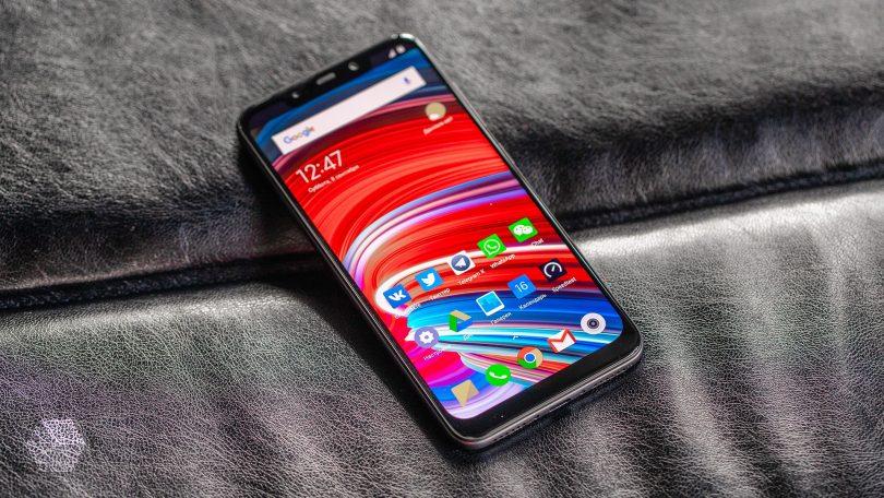 Xiaomi Pocophone F2 Geekbench