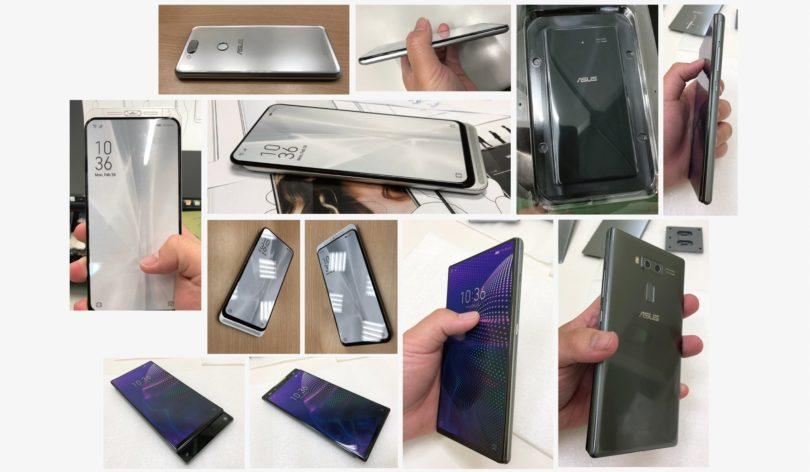 Asus ZenFone 5 slider