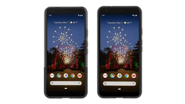 Google Pixel 3aPixel 3aXL