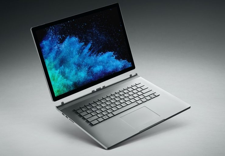 Microsoft Surface Book 2 new