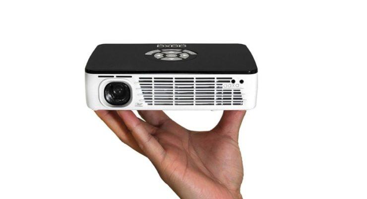 Best portable projectors AAXA P300 Pico/Micro LED