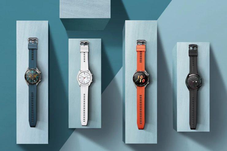 Huawei Watch GT Active-Elegant