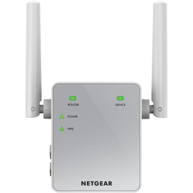 NETGEAR AC750 WiFi range extender