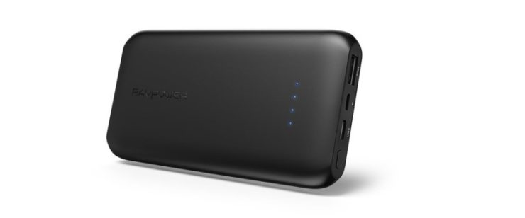 RAVPower Ultra Slim power bank