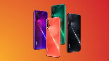 Huawei Nova5, Nova5 Pro Nova5i