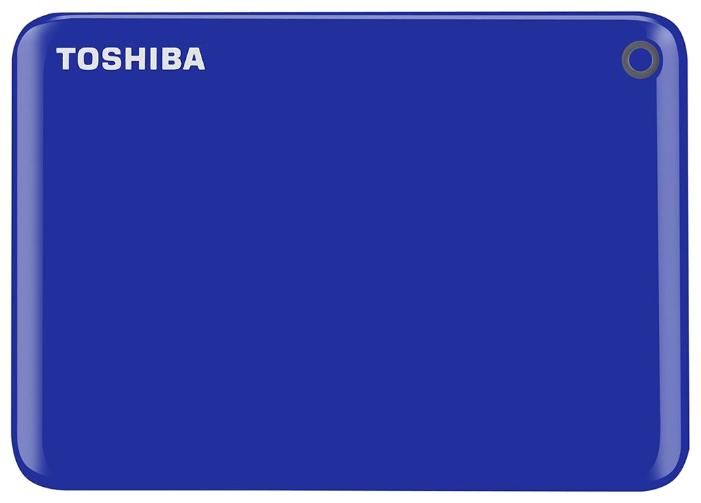 Внешний жесткий диск Toshiba Canvio Connect II 500GB