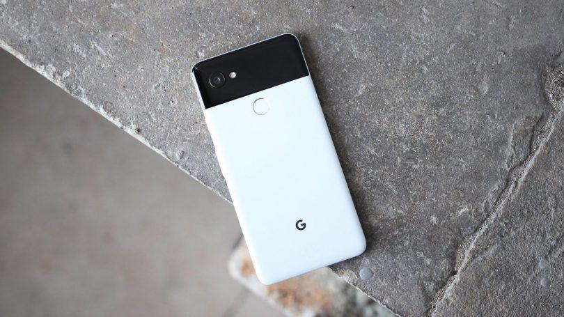Google Pixel4 soil