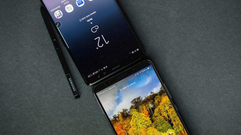 Samsung Galaxy Note 10-Note 10+